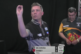 VIDEO: Dobey faces De Sousa in blockbuster final on Day Two at PDC Super Series 5