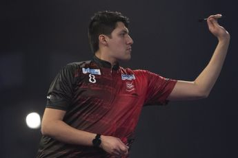 Lauby qualifies for PDC World Darts Championship for second consecutive year