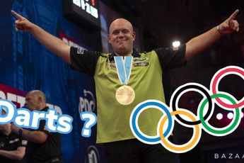 VIDEO: Should darts be added to the Olympic Games?
