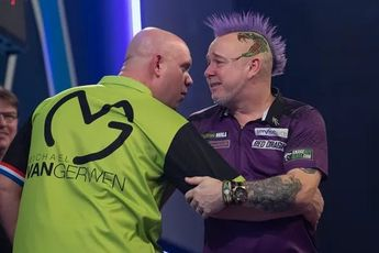 Position on world ranking at stake in clash between Van Gerwen and Wright at World Matchplay