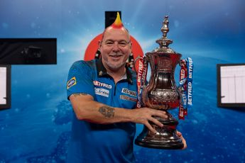 VIDEO: Peter Wright's Route to the Title at 2021 World Matchplay