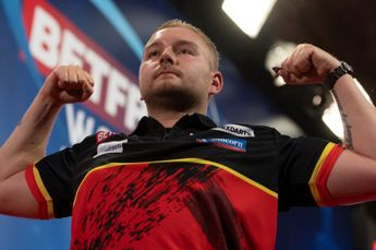 """Mardle predicts Van den Bergh to become world number one within two or three years: """"I think he's that good"""""""