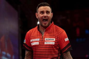 Cullen first through to European Championship Quarter-Finals with superb win over Borland
