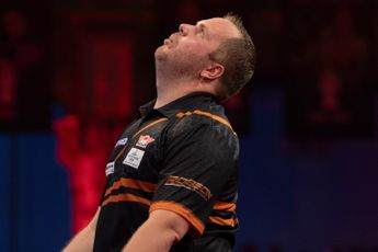 """Van Duijvenbode looks back on busting 180 at World Championship debut: """"It's your dream coming true but it's more of a nightmare"""""""