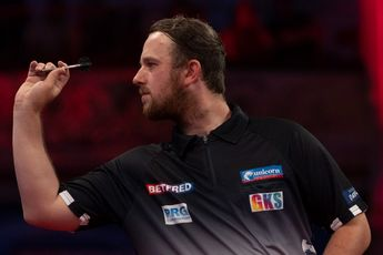 Rydz adds second nine-dart finish of opening day at PDC Super Series 7