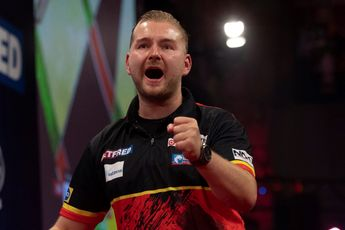 """Van den Bergh on facing Sherrock in Nordic Darts Masters semi-finals: """"You can not underestimate Fallon, or any player"""""""