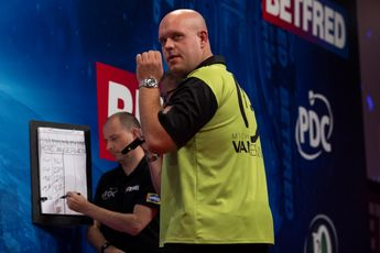 """Mardle on Van Gerwen as title wait continues after World Matchplay: """"He's now only a world class darts player'"""