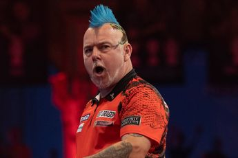 Wright leads Prize Money won during PDC Super Series 6