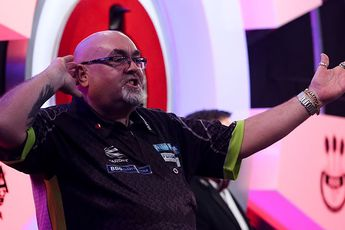 """Emotional O'Shea on loss of darting legend Fordham: """"He had such a sense of humour, such a sad loss"""""""