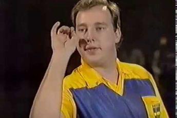 FORGOTTEN DARTERS: Stefan Lord the most successful Swedish dart player