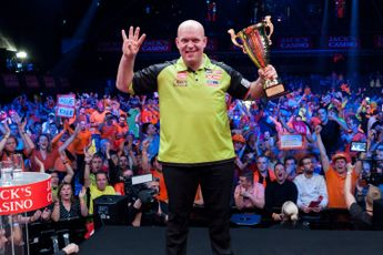 World Series of Darts Finals set for Amsterdam return, tickets on sale Monday