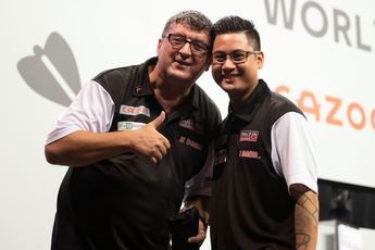 Austria latest through to World Cup of Darts Quarter-Finals after dumping out fourth seeds Belgium