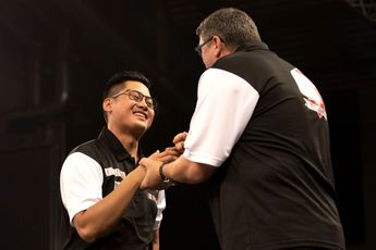 Austria first through to World Cup of Darts final after dumping out England