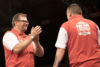 England produce quality display to down hosts Germany and reach World Cup of Darts semi-finals