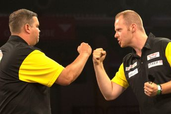 Germany not at their best but through in doubles decider against Japan at World Cup of Darts
