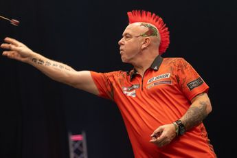 Schedule Monday evening session 2021 World Grand Prix including Wright, Van Gerwen and Anderson
