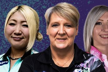 Entries confirmed for opening weekend of PDC Women's Series including Suzuki, Ashton and Sherrock