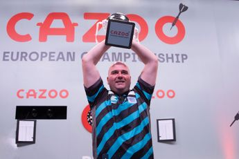 Cross and Rodriguez latest players confirmed for Grand Slam of Darts line-up