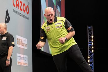 Schedule and preview Sunday evening session 2021 European Championship Darts including Semi-Finals and Final