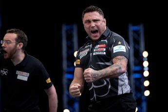 """Price on crowd support at European Championship: """"It goes to show if I'm not put off, I can play some fantastic darts"""""""
