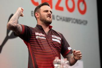 Cullen silences home crowd with Suljovic victory to conclude European Championship semi-final line-up