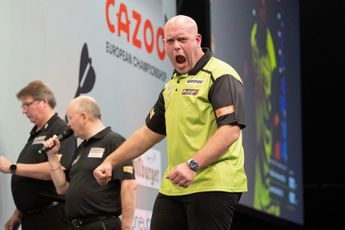 """Van Gerwen on Price clash at European Championship: """"He's never been in my head and he's never going to enter my head either"""""""