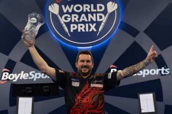 Updated PDC Order of Merit after World Grand Prix: Champion Clayton clinches career high World Number Seven spot