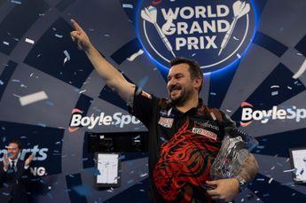 Full House pledge from World Grand Prix sponsors BoyleSports raises £10,000 for Parkinson's UK