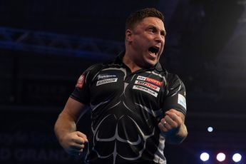 Price and Clayton write PDC history at World Grand Prix