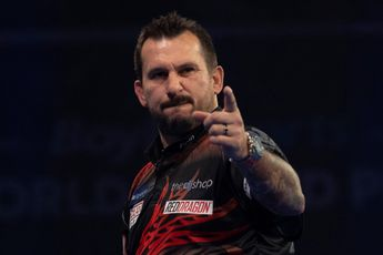 """Mardle impressed by Clayton at World Grand Prix: """"He's a winner now, he's a champion now"""""""