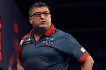 Home hero Suljovic halts late comeback to deny Hunt, Cullen through in stunning whitewash win over Evetts