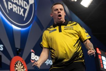 """Chisnall discusses Price abuse after World Grand Prix defeat: """"Give him respect, he's World Number One"""""""