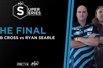 VIDEO: Cross faces Searle in PDC Super Series 7 Day Three final