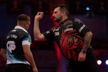 """Clayton not thinking about crowd ahead of Price World Grand Prix clash: """"The fans favourite and the darts are totally different"""""""