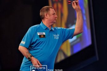 Tabern claims PDC Home Tour III Group Seven ahead of Boulton on leg difference