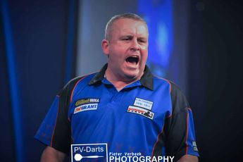 Boulton wins last group in second phase of PDC Home Tour II