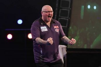 Hamilton withdraws from PDC Home Tour II Phase Two Group Five, replaced by Tabern