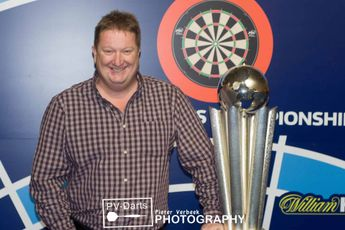 """Lloyd believes in potential period of Wright dominance after World Matchplay: """"Who's going to stop him"""""""