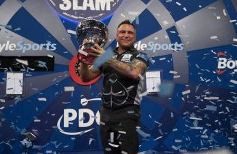 Draw released for 2020 Grand Slam of Darts