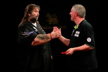 Fordham set for darting comeback as latest name to join World Seniors Darts Championship line-up