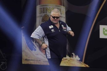 Fitton confirmed as final wildcard for World Seniors Darts Championship