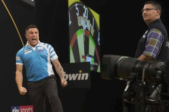 Record fine received by Gerwyn Price for behaviour during Grand Slam halved after appeal