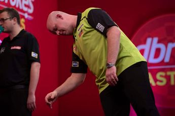 Van Gerwen dumped out in first round on Day Four of PDC Summer Series by Murnan
