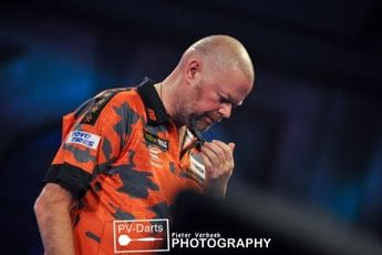 Van Barneveld withdrew from online darts tournament last year due to match fixing suspicions