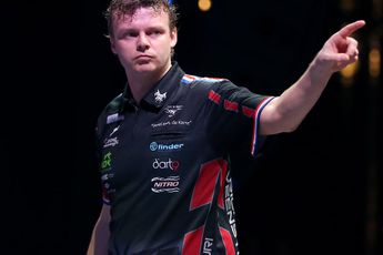 Veenstra defeats Brown on European Tour debut to set up clash with Price at Hungarian Darts Trophy