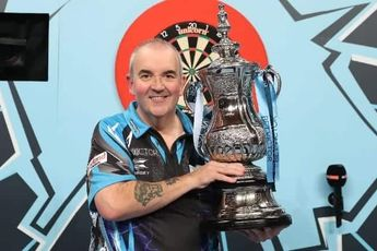 Taylor dominates list of highest averages recorded at World Matchplay (1994-2020)