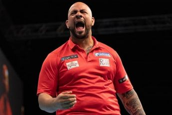 Petersen set to team with Gabriel at World Cup of Darts