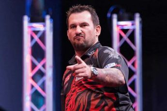 Top ten highest averages during PDC Autumn Series: Clayton and Cullen lead the way