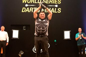 Field for 2021 World Series of Darts Finals confirmed