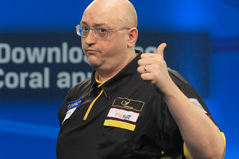 Andrew Gilding sets out aim to retain PDC Tour Card